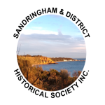 Sandringham and District Historical Society Inc.
